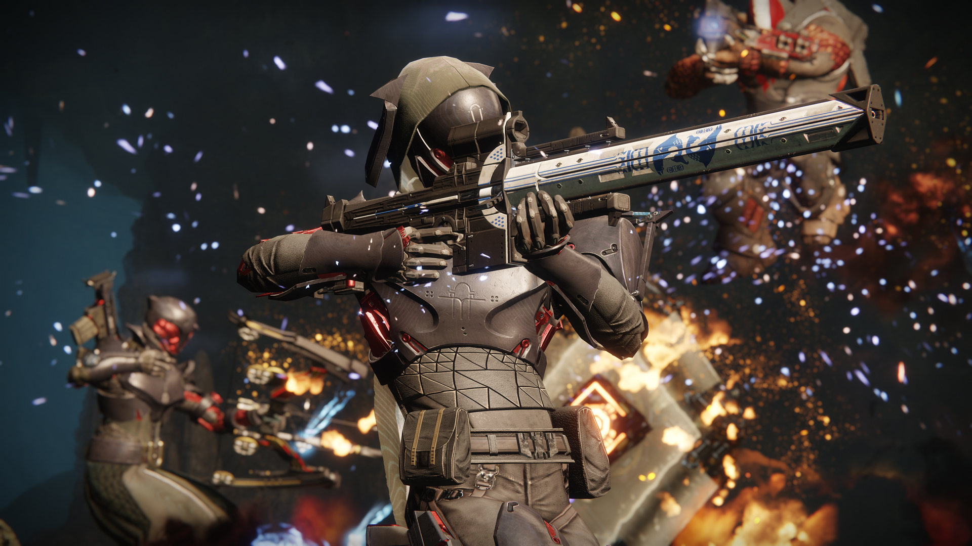 destiny 2 mysterious box quest guide how to open all locks and get izanagis burden metabomb