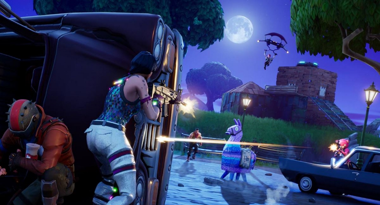 Fortnite All Vehicle Timed Trial Locations Guide Metabomb