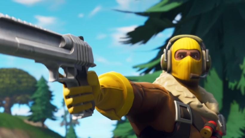 Fortnite Battle Royale Hand Cannon Guide Damage Stats And Tips