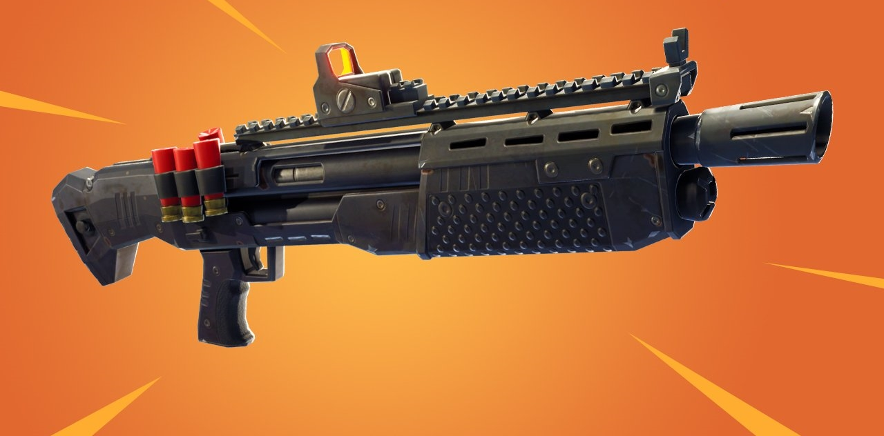Fortnite Heavy Shotgun Guide Damage Stats Tips And Release Time