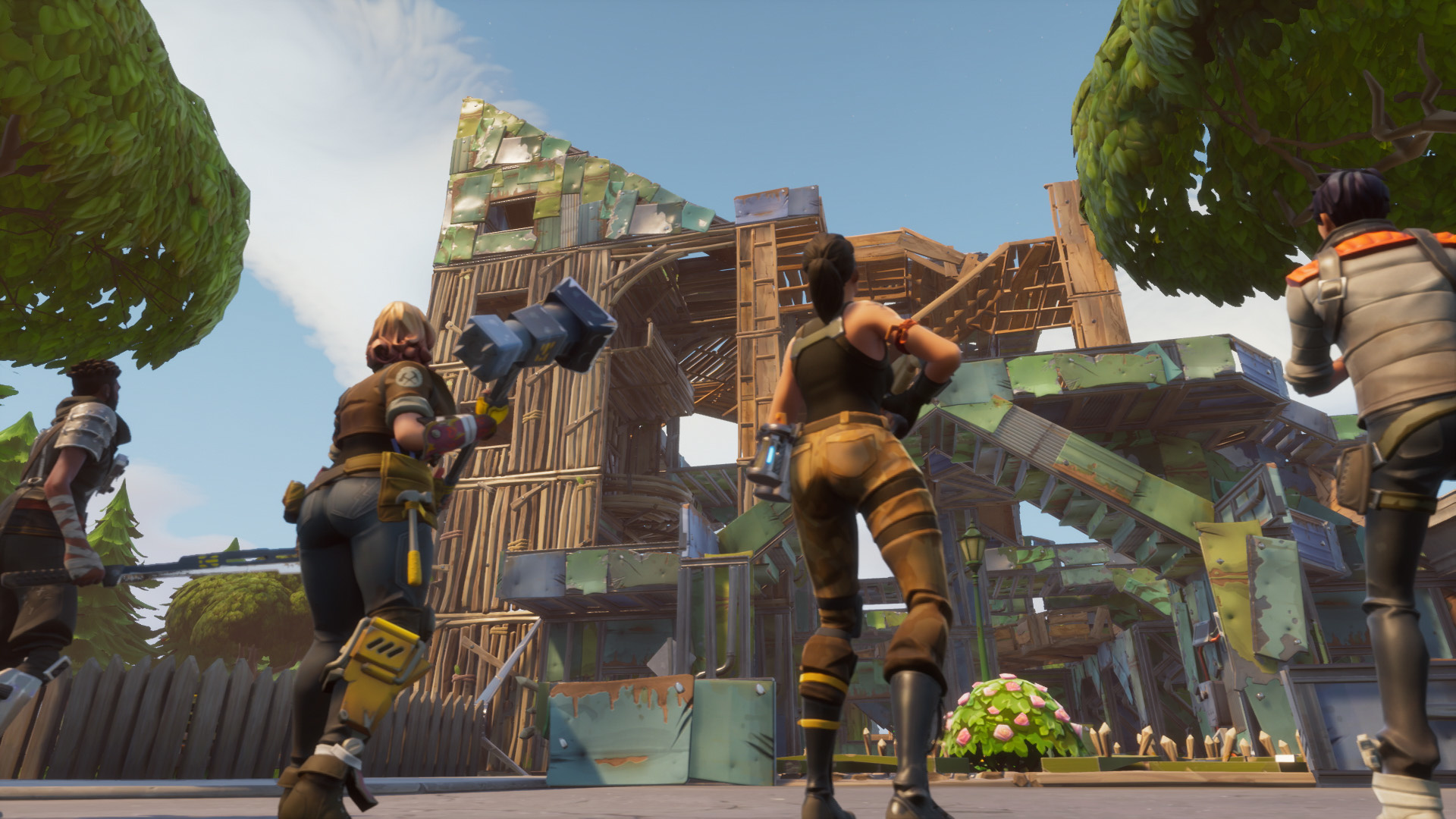 fortnite battle royale for pc