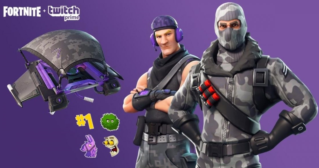 here s a list of important things to bear in mind when you re trying to get hold of the twitch prime pack - new twitch skin for fortnite