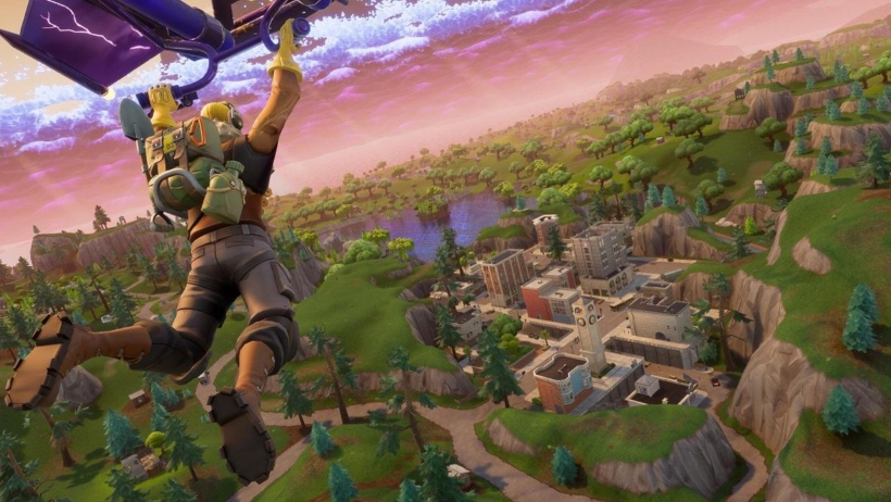 download fortnite for mobile android
