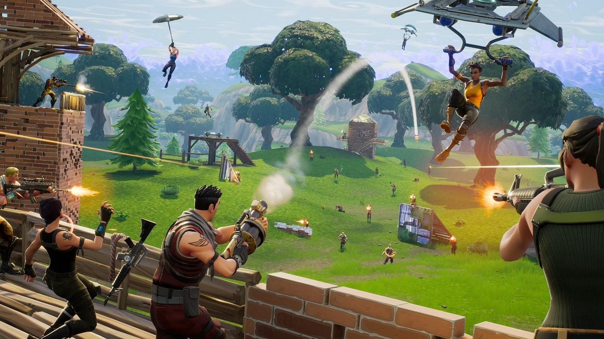 Fortnite Port A Fort Guide Tips Tricks And Strategy Advice