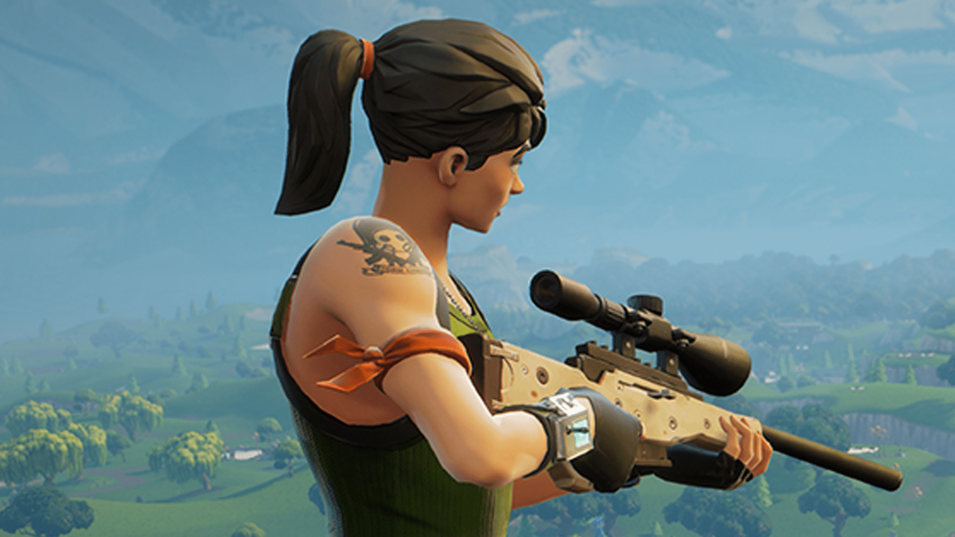 Fortnite Battle Royale Sniper Shootout Guide Tips Tactics And