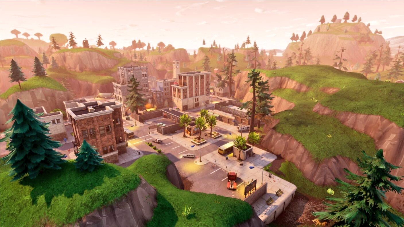 Fortnite Gas Station Locations Metabomb