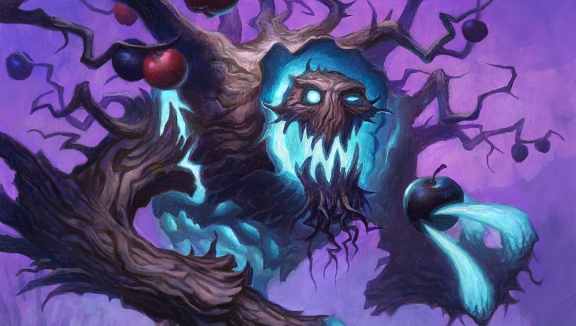 how to win hearthstone witchwood