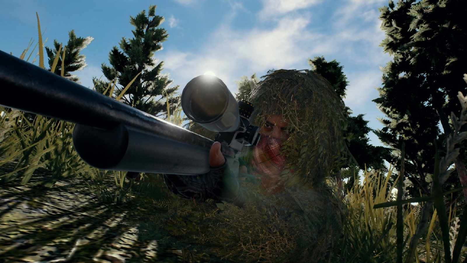 Pubg How To Aim Better Scope Sights And Long Range Metabomb