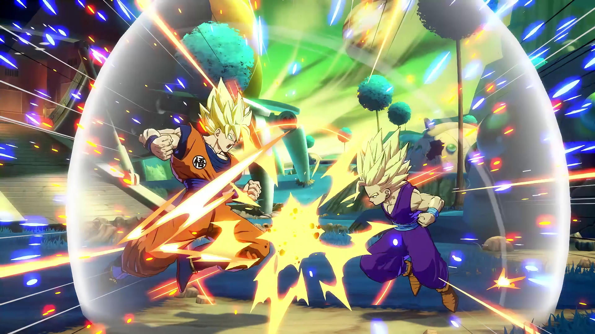 Surprise character hits Dragon Ball FighterZ before launch