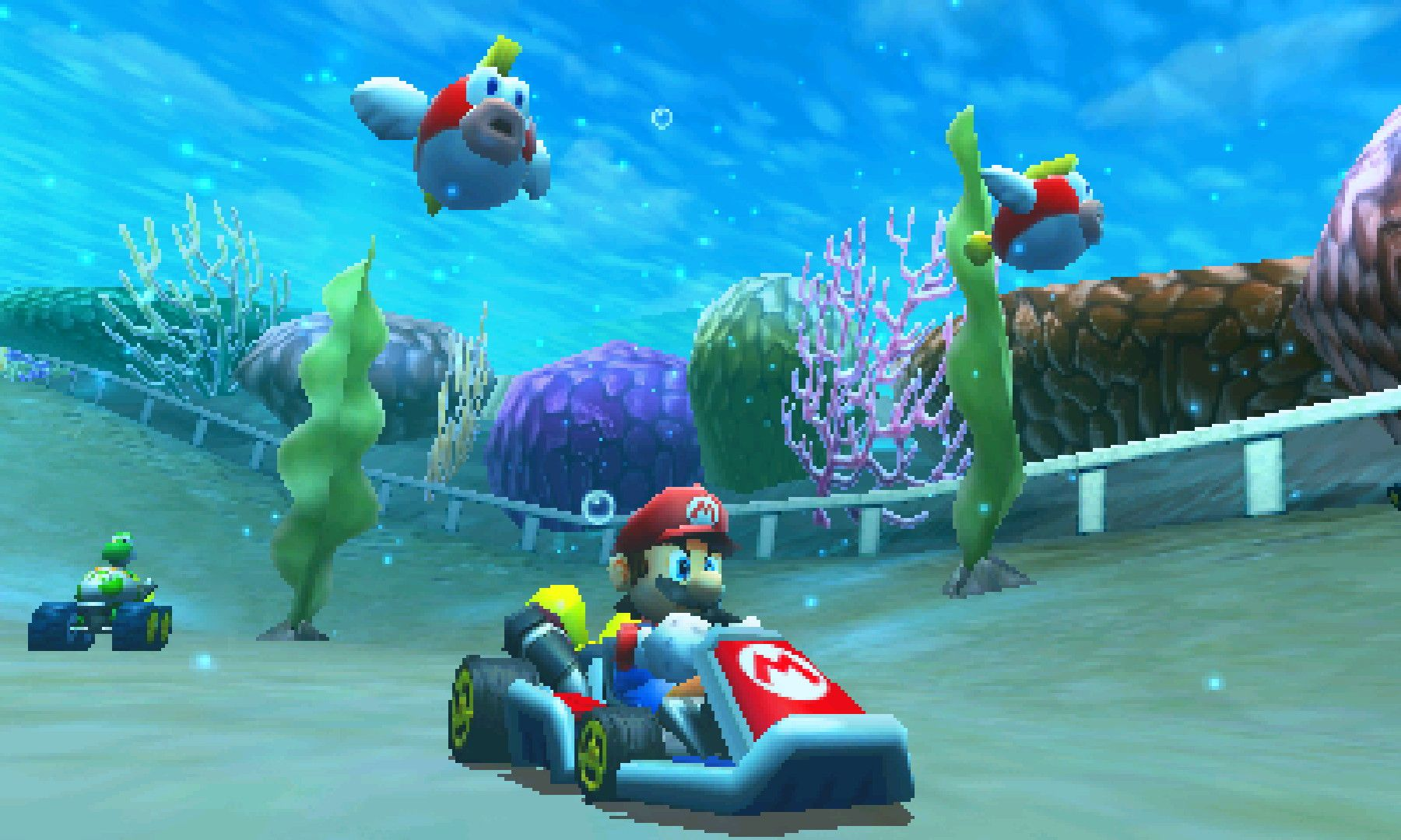 Mario Kart is coming to your phone