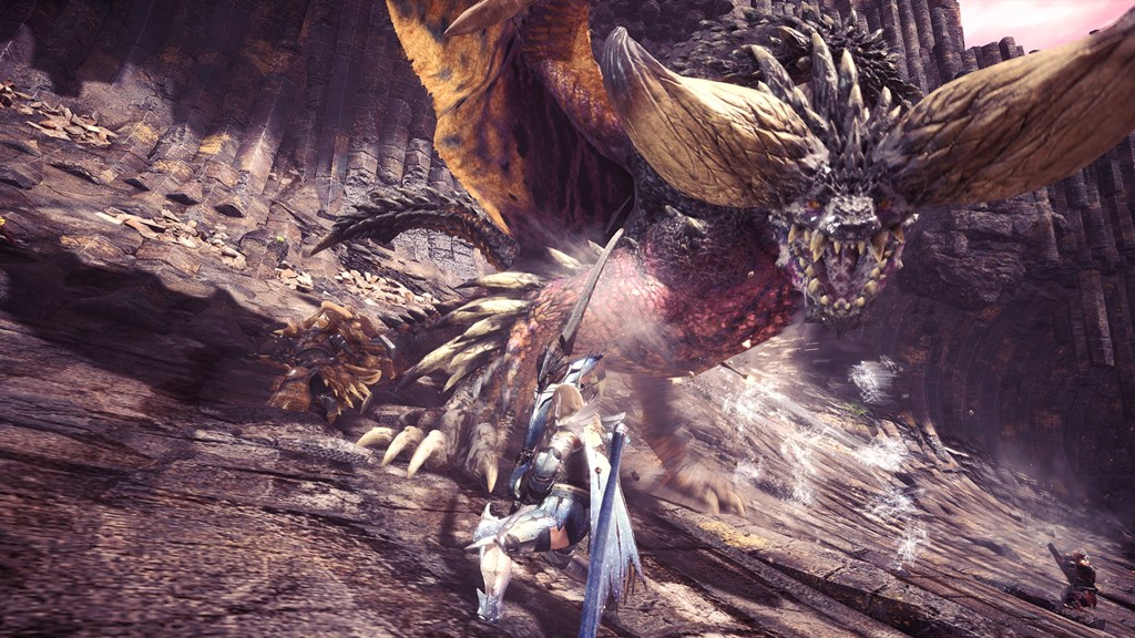 Capcom has shared the development status of the Monster Hunter World