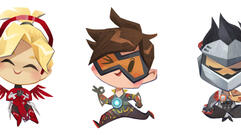 Overwatch Teases Adorable New Hero Sprays