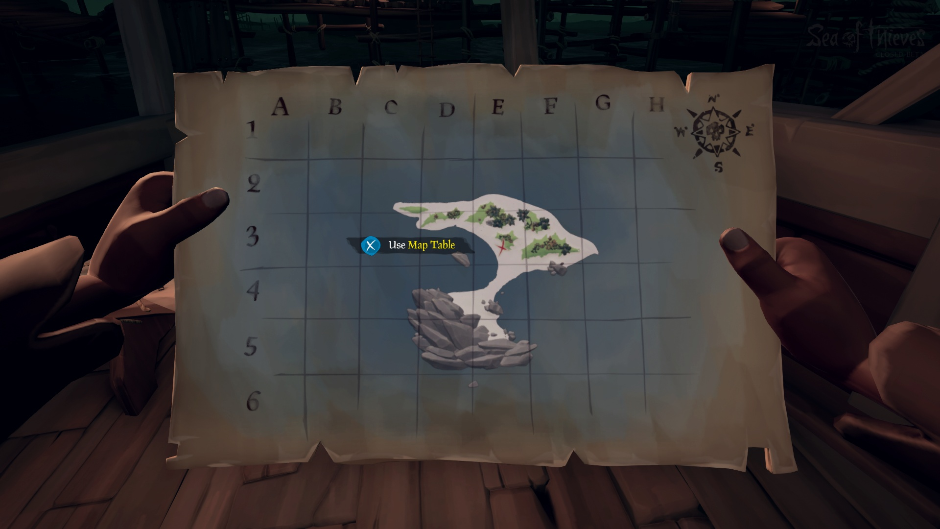 how to catch chickens sea of thieves