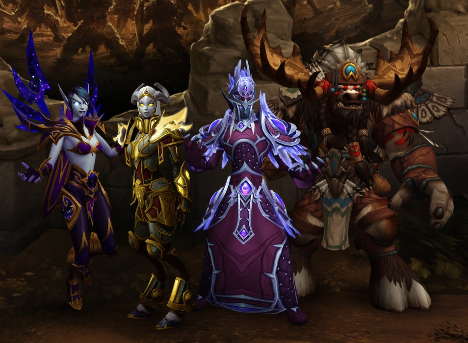 Battle for Azeroth launches this Summer