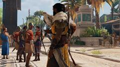 Assassin's Creed Origins Sheds the Series' Usual Rooftops in Favor of Something Greater