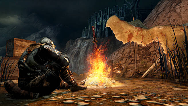 Dark Souls Would Be an Odd Fit for Nintendo Switch