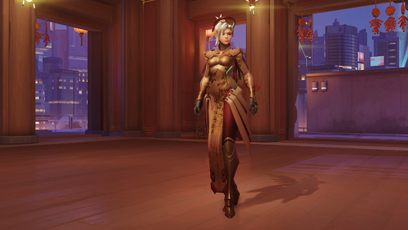 Overwatch will get more non-event legendary skins,