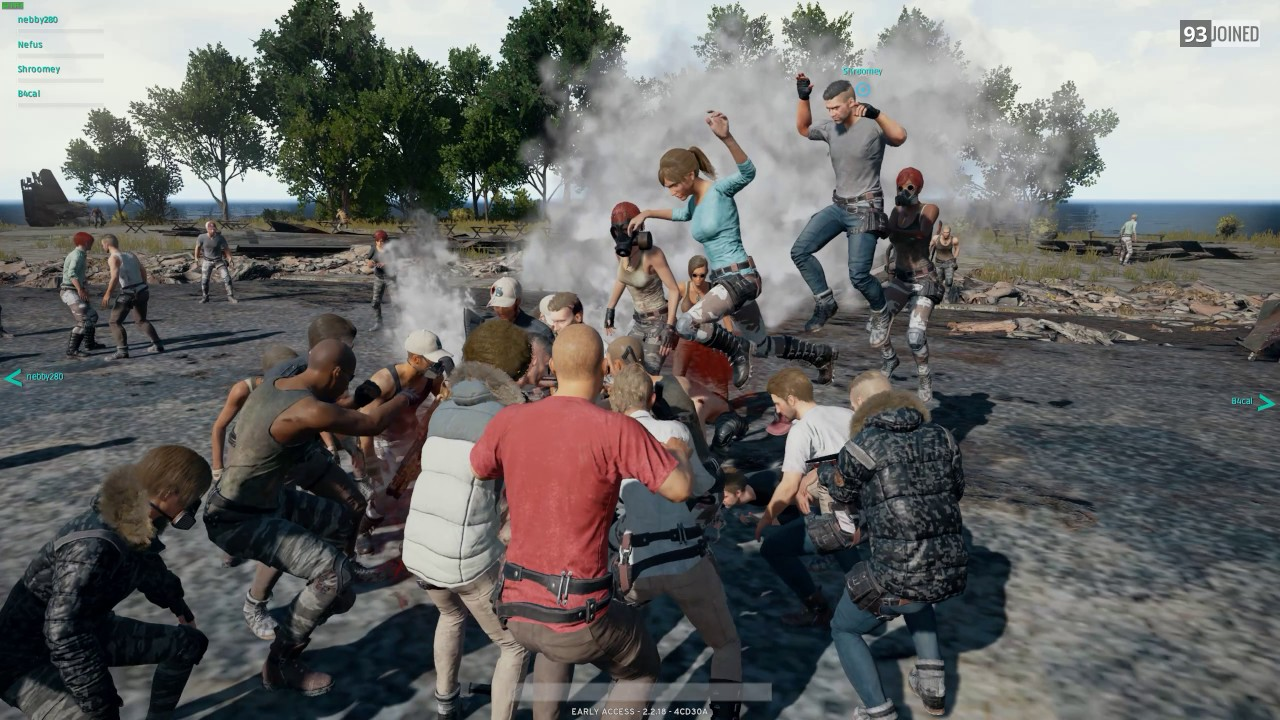 PUBG celebrates 4M players on Xbox One with free loot crates