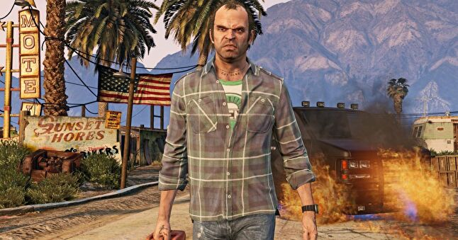 GTA V's Trevor is a prime example of how an avatar can allow for a player's 'propensity for mischief'