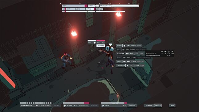 Lionsgate convinced Bithell to move away from a strictly turn-based format