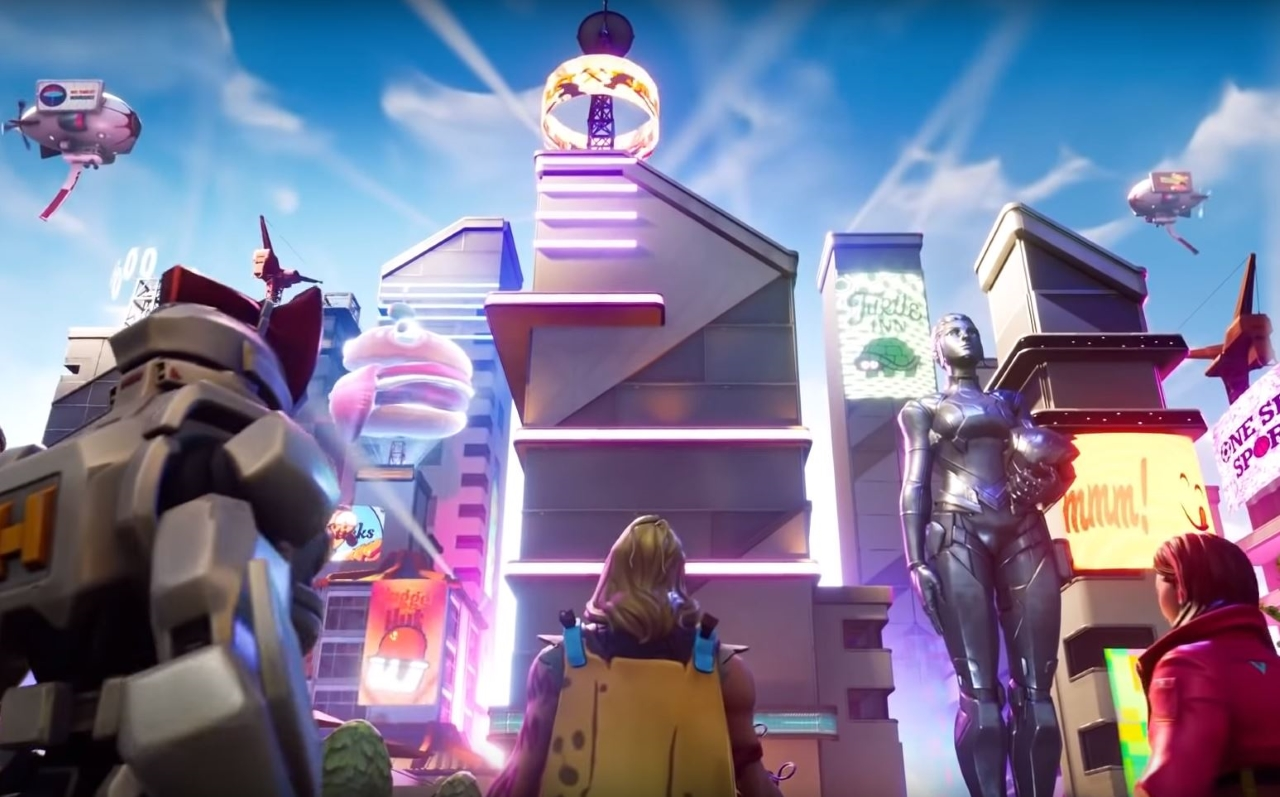 Fortnite Fortbyte Locations Guide How To Get All Fortbytes Metabomb