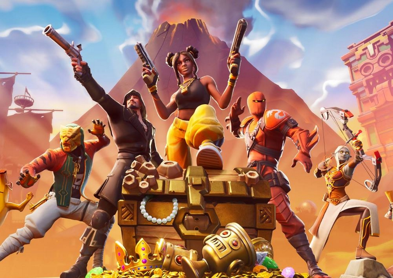 Fortnite Furthest Point Locations Guide North East South And