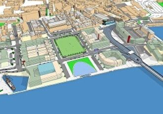 Waterfront Plans